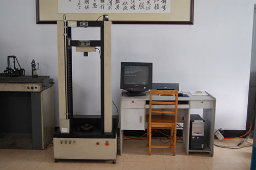 Force testing machine